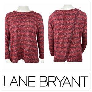 Lane Bryant LB Active long sleeve top
